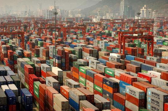From the Port of YanTian in China
