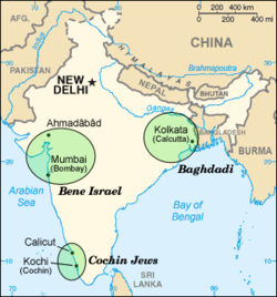 indian_jews_communities_map