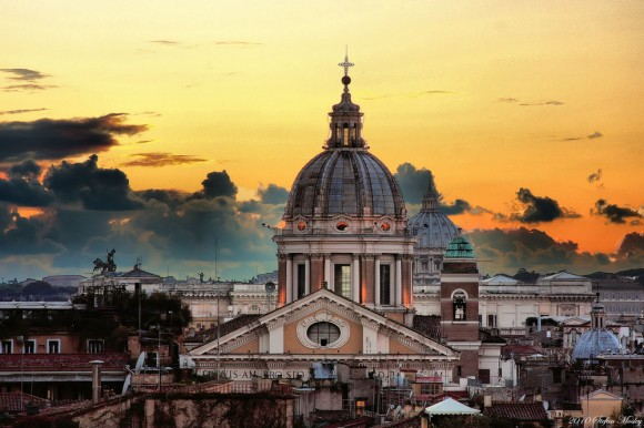 SUNSET-OVER-ROME-a23078288