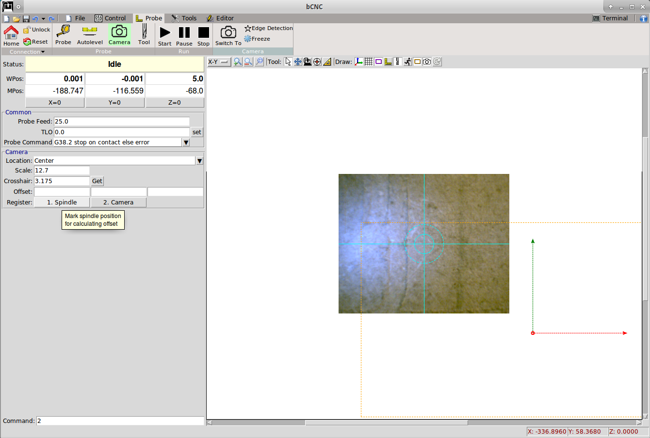 Probe Camera Alignment · vlachoudis/bCNC Wiki · GitHub
