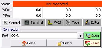 Connecting · vlachoudis/bCNC Wiki · GitHub