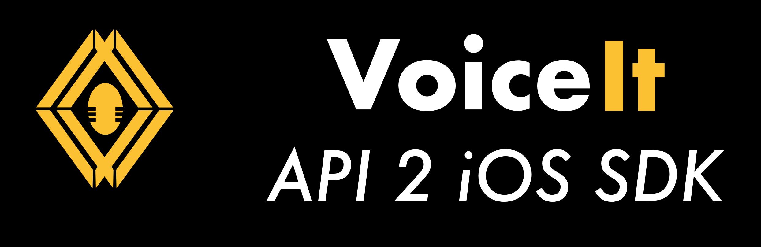 VoiceItApi2IosSDK