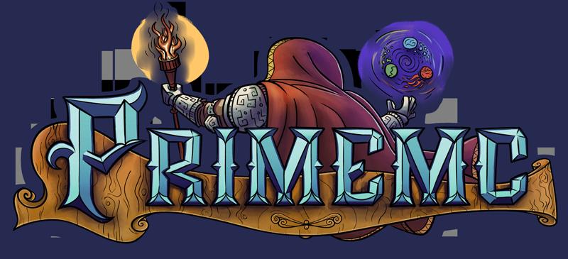 PrimeMC Logo