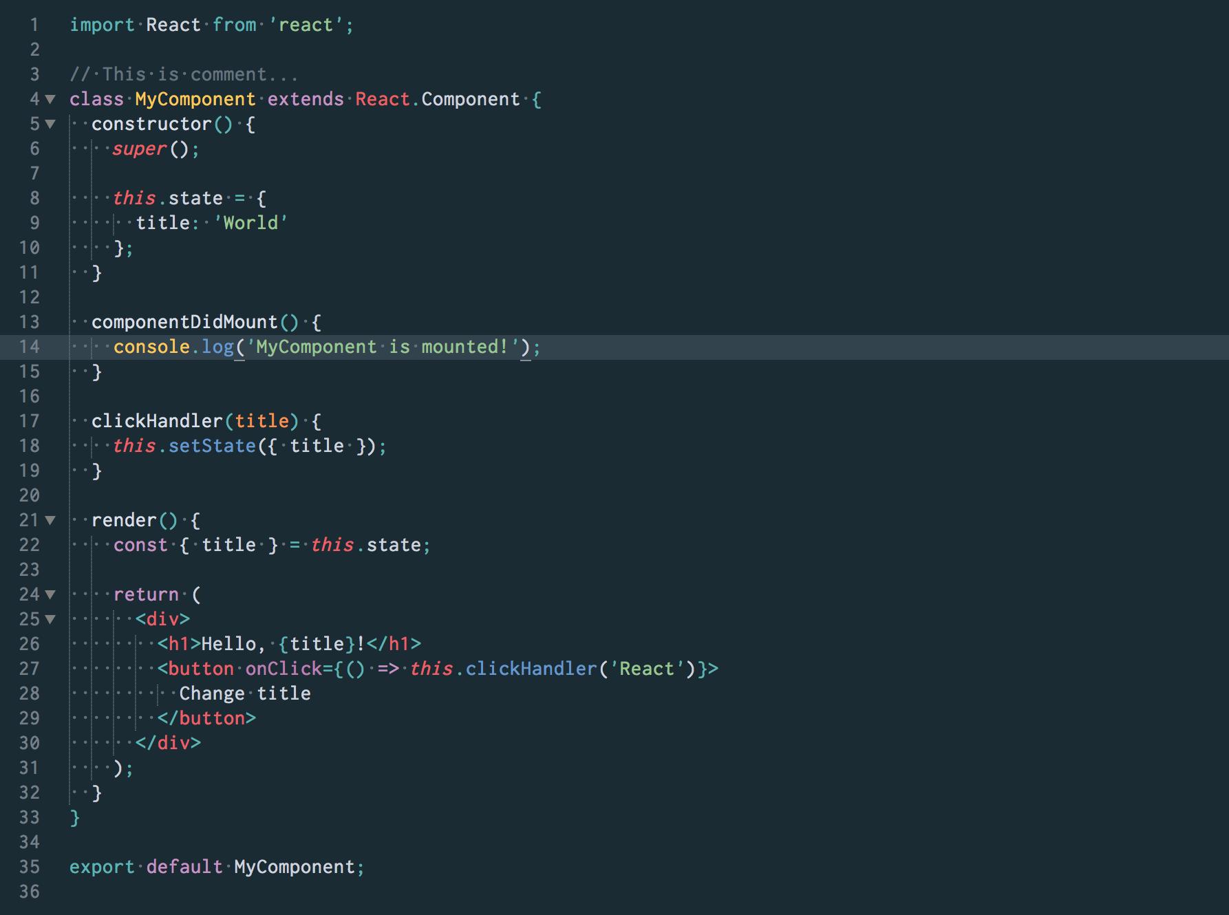GitHub - voronianski/oceanic-next-color-scheme: Sublime Text