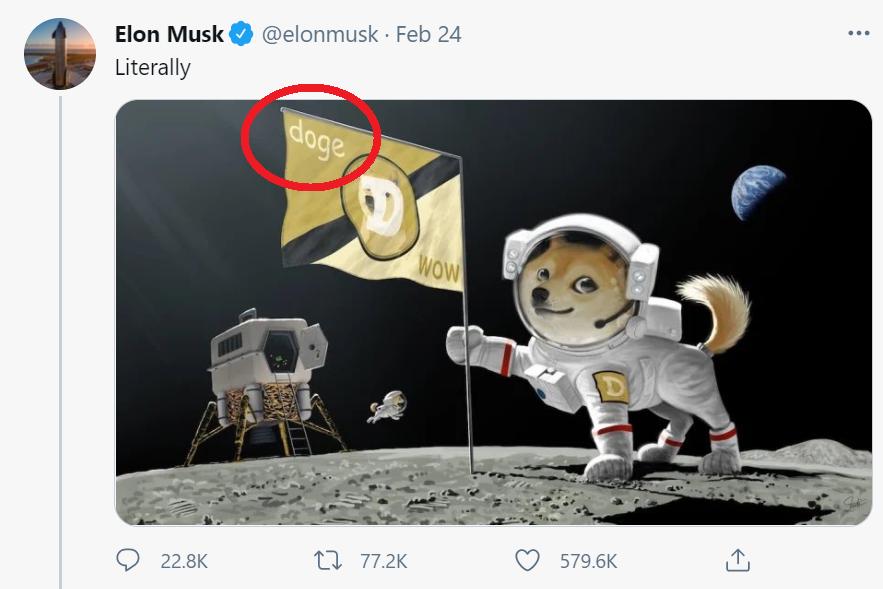 Elon's tweet