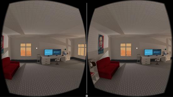 VR Mars Apartments