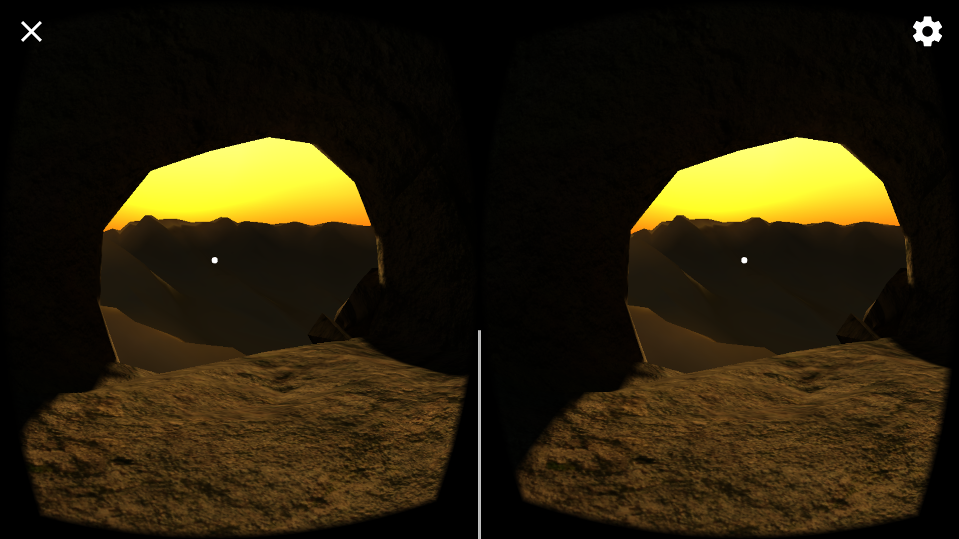 VR Cave