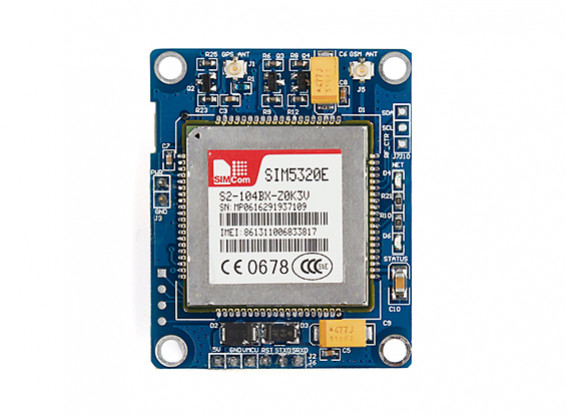 SIM5320 board