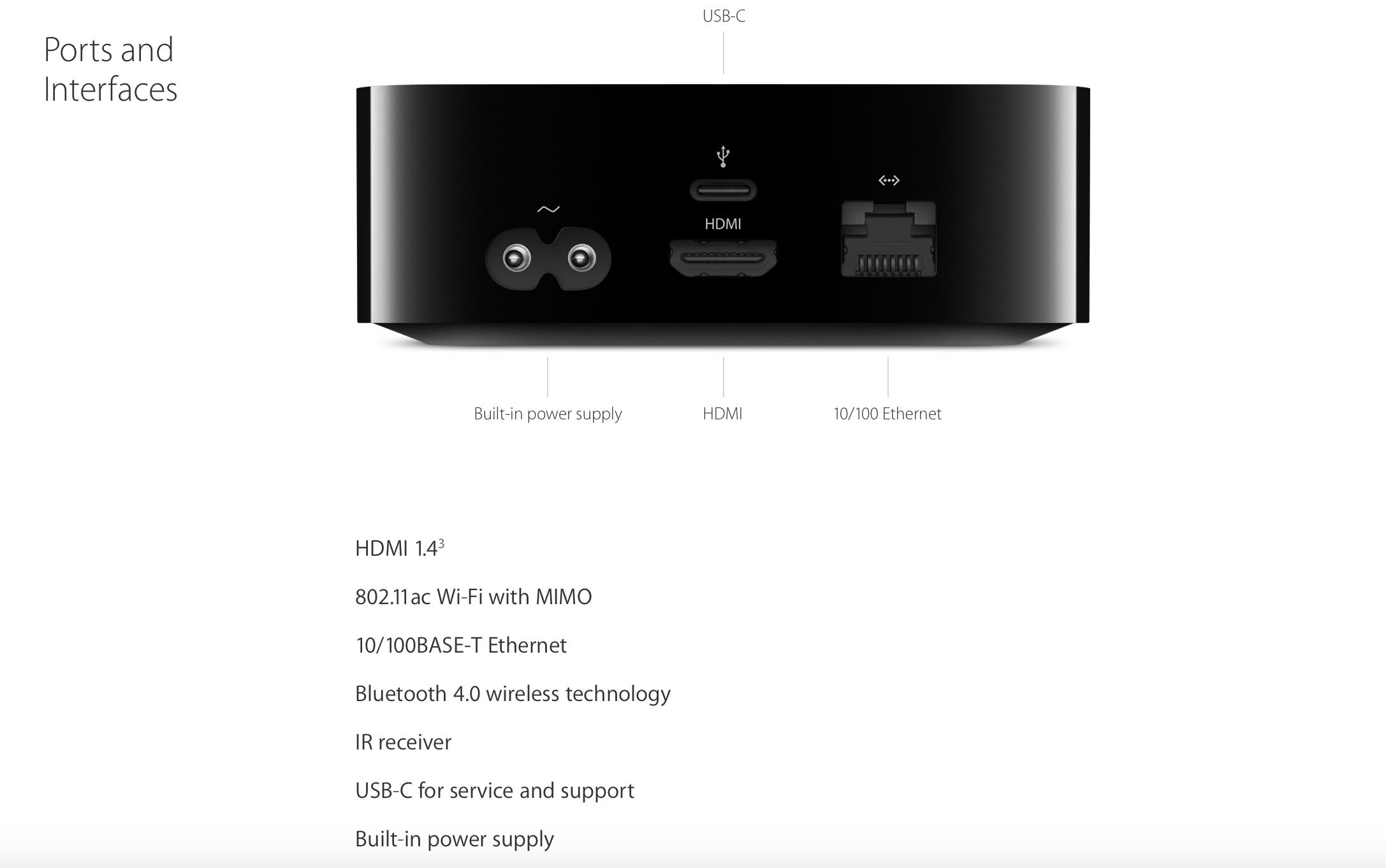 Apple finally unveils a new Apple TV — Plex Forums