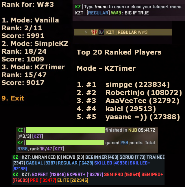 Myranks Screenshot