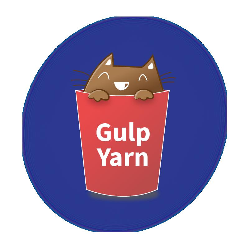 Gulp-Yarn