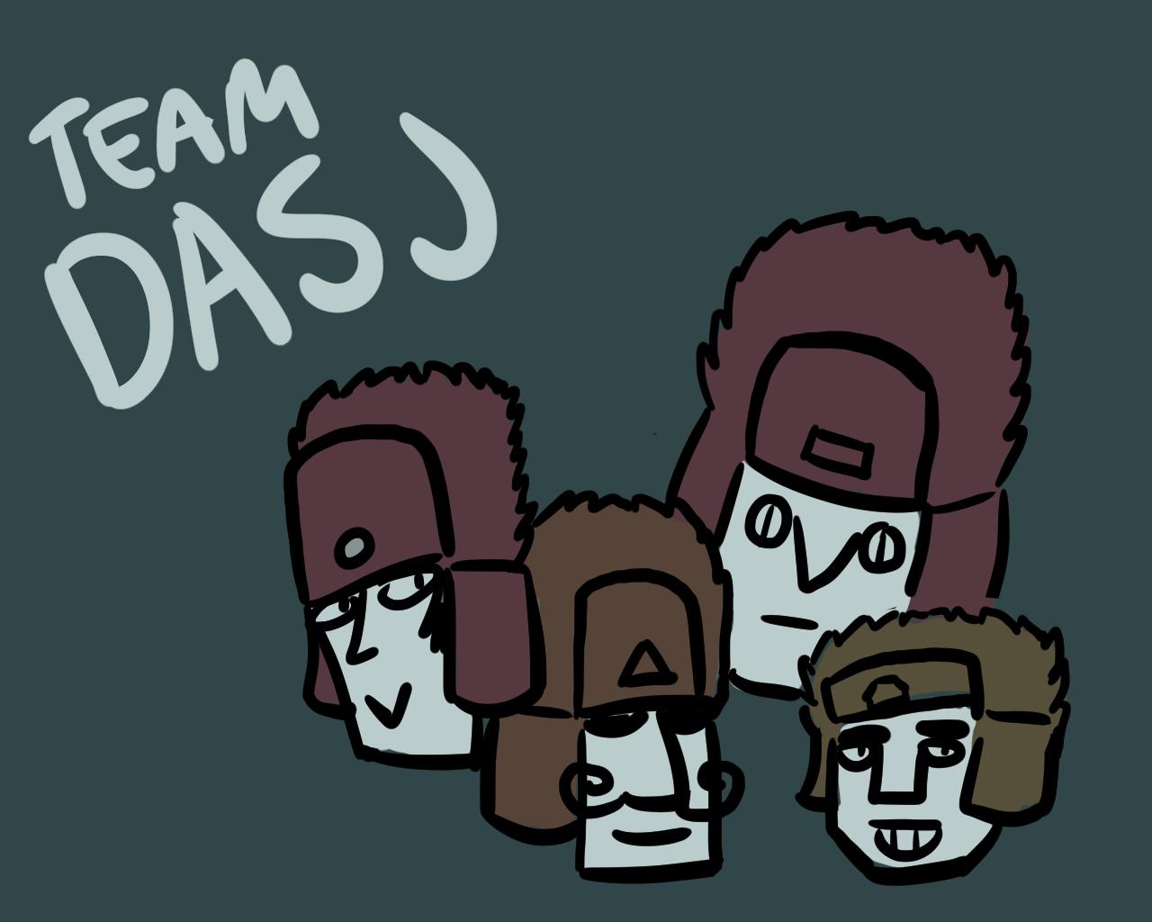 Team DASJ Logo