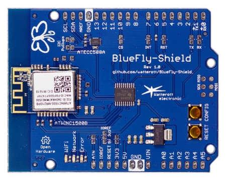 BlueFly-Shield
