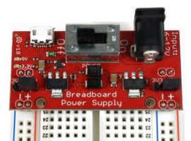 Breadboard-Power-Supply