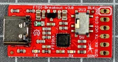 FTDI-Breakout