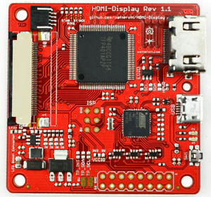 HDMI-Display