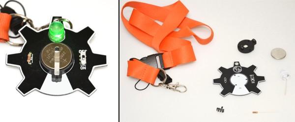 OSHW-RGB-Badge