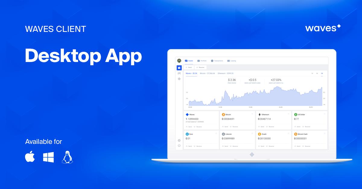 Waves App Promo