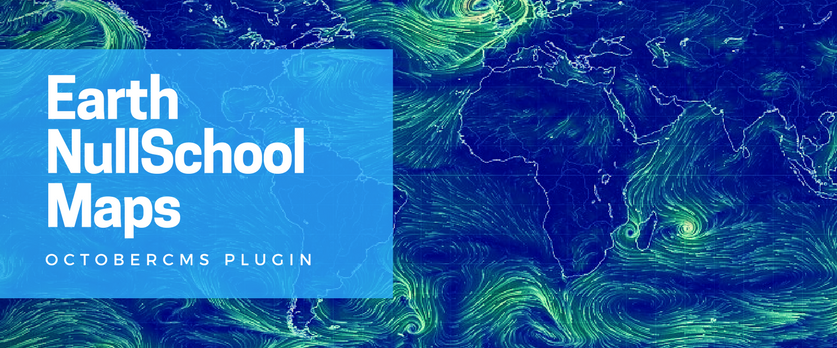 Github Alex Lit Octobercms Earth Nullschool Maps Plugin See
