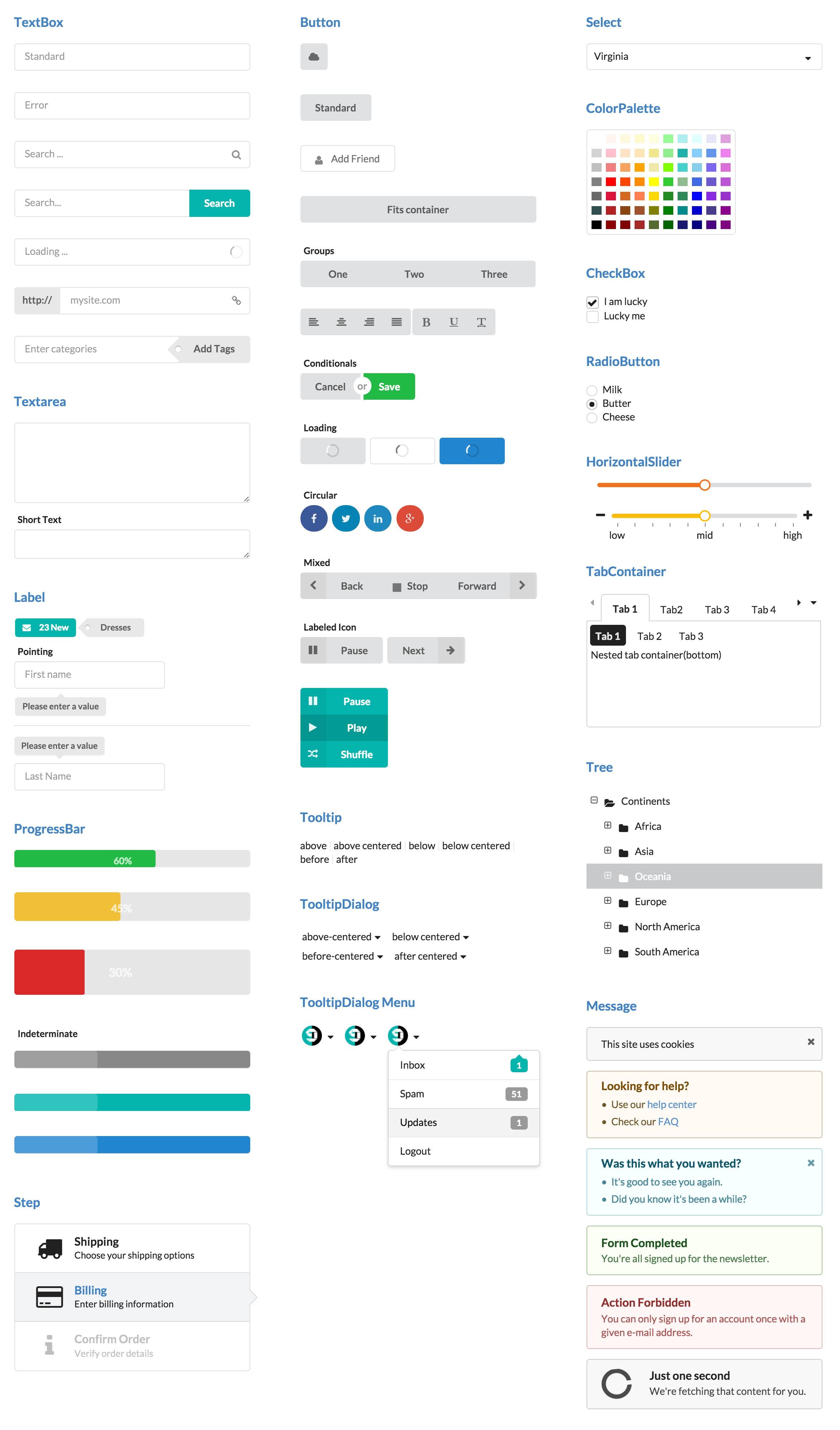 GitHub - websemantics/semantic-dojo: A responsive Dojo theme