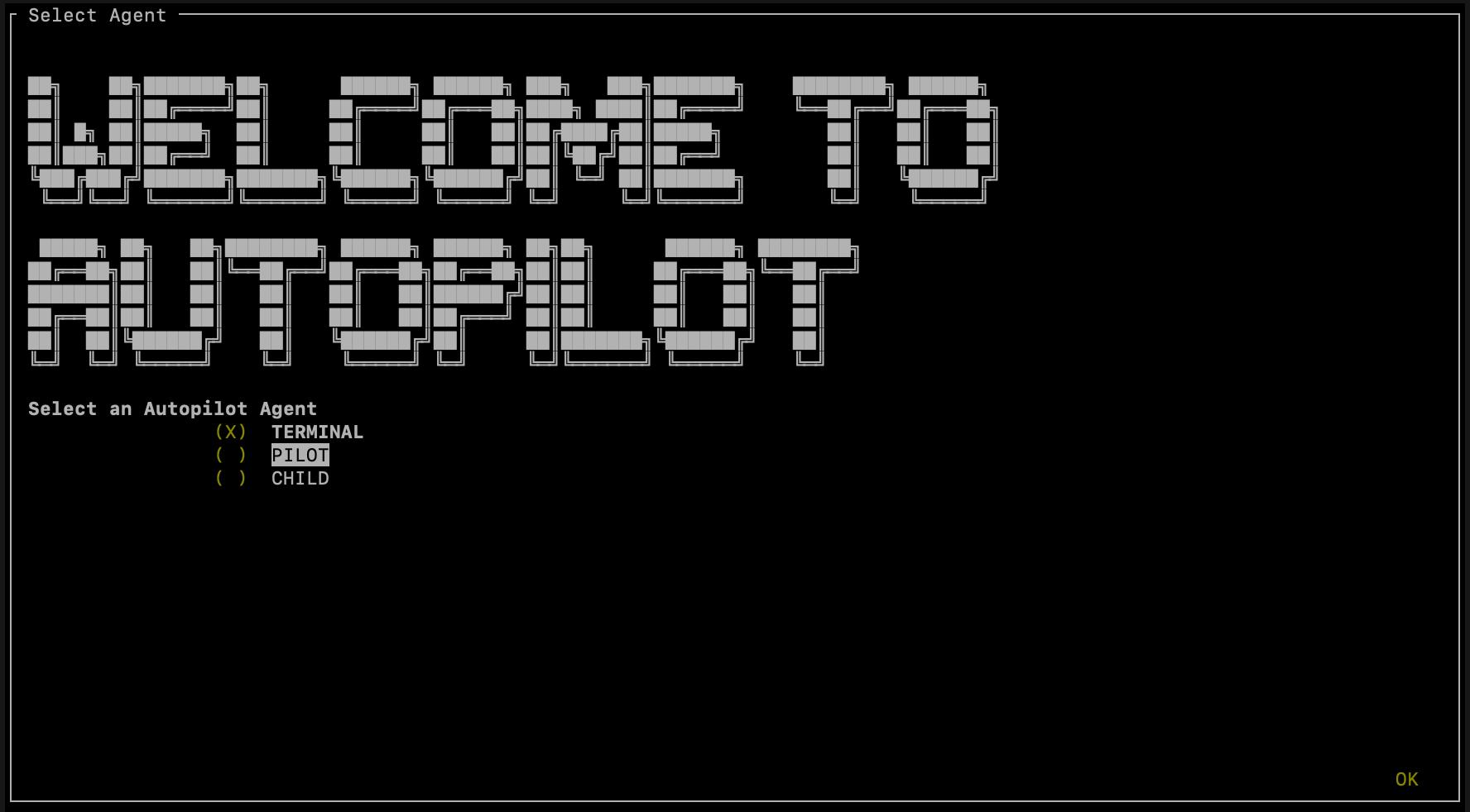 Autopilot Setup Console