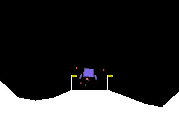 lunarlander training preview