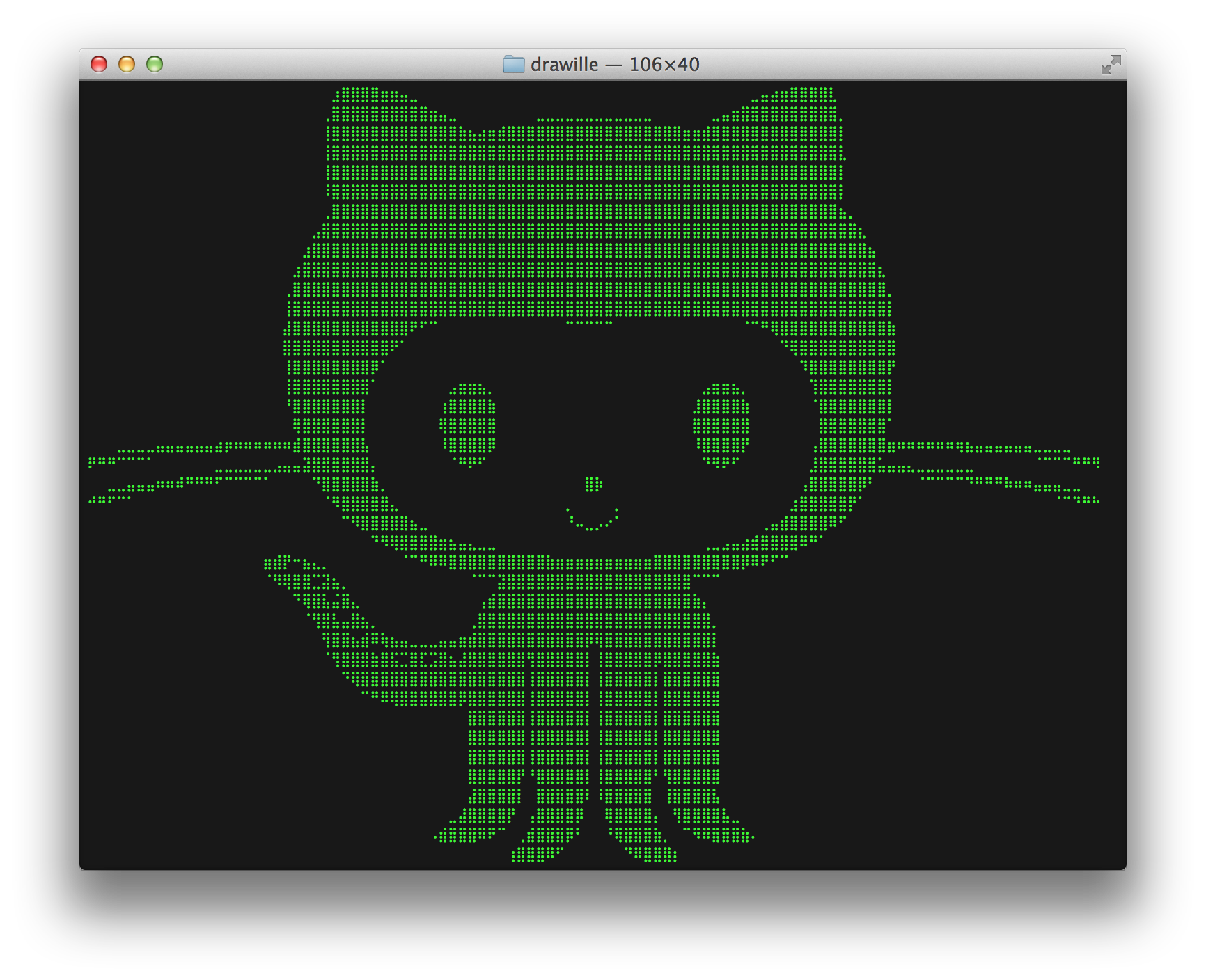 Octocat example