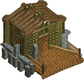 Amazon stonecutter's house