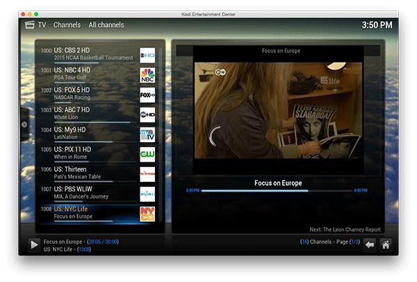 Usage: Kodi IPTV Playlist over HTTP · 559Labs/M3U8-Creator Wiki · GitHub