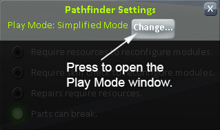 Pathfinder Settings · Angel-125/Pathfinder Wiki · GitHub