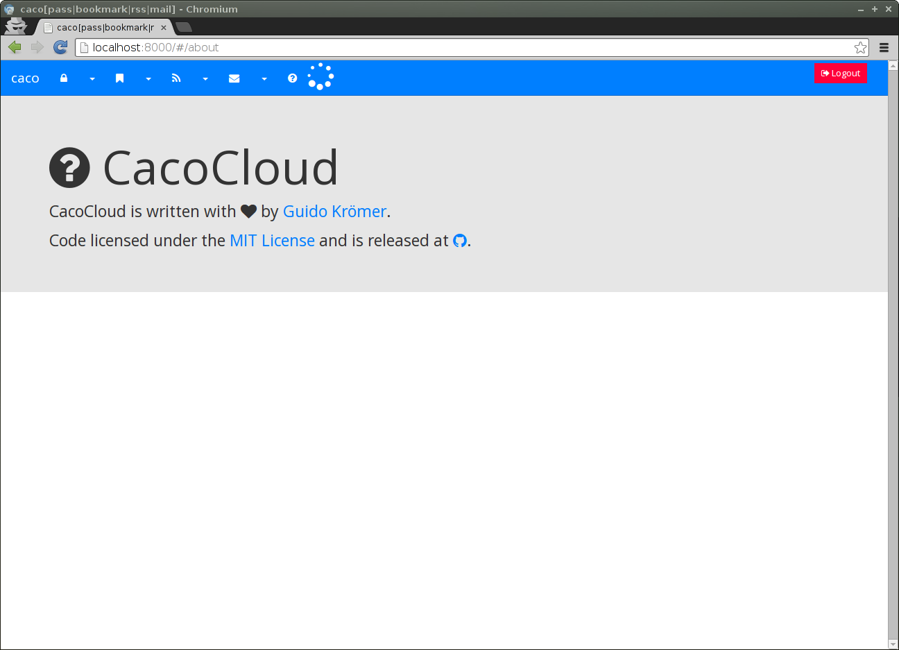 icon for app CacoCloud