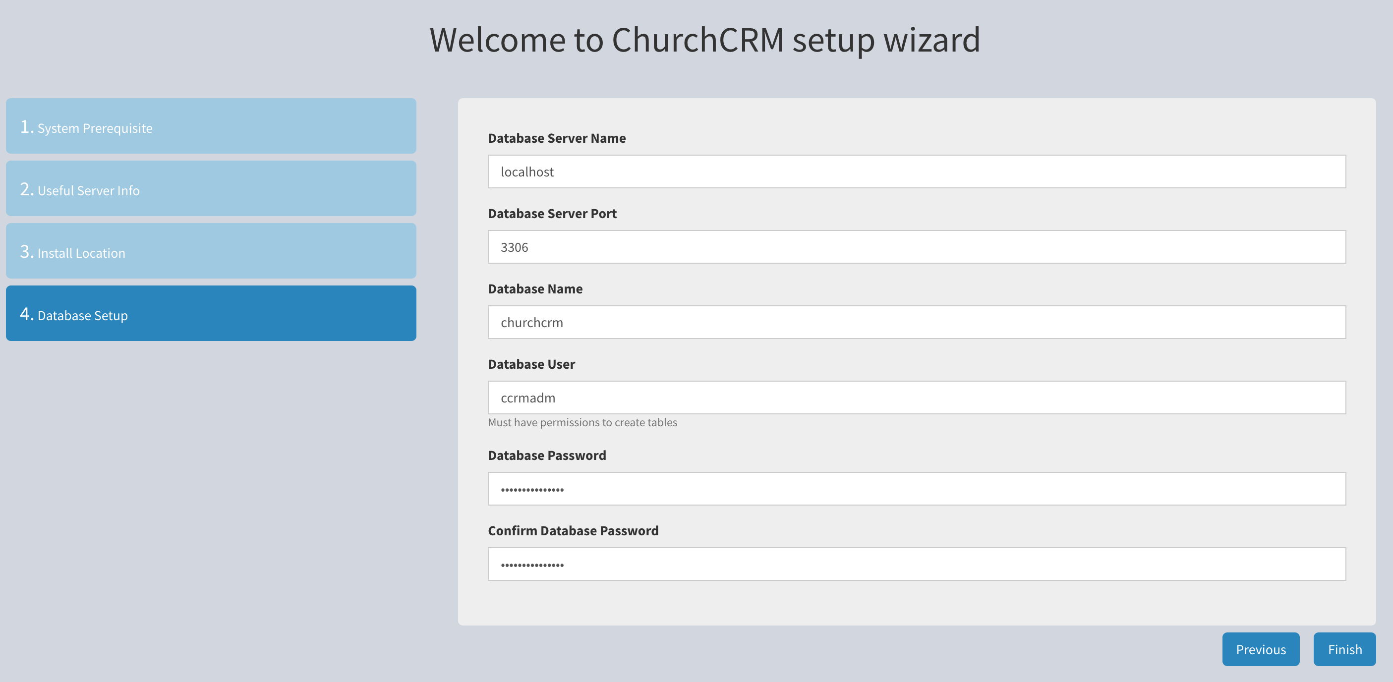 Installing on CentOS 7 · ChurchCRM/CRM Wiki · GitHub
