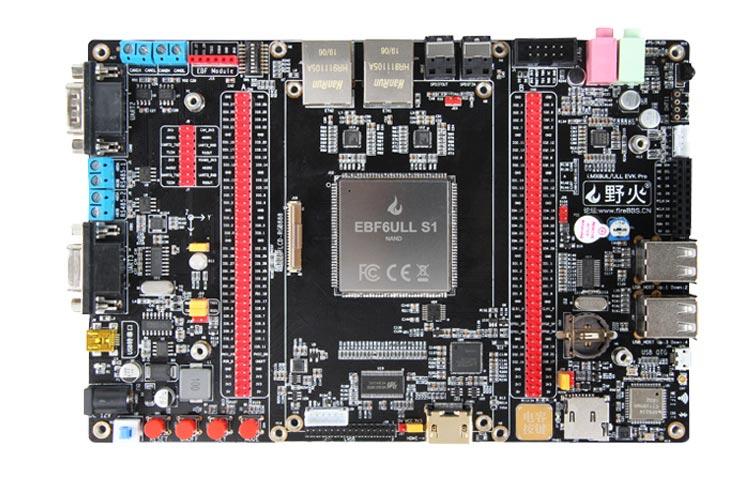 i.MX 6ULL S1 Pro底板