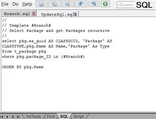 hoSQL
