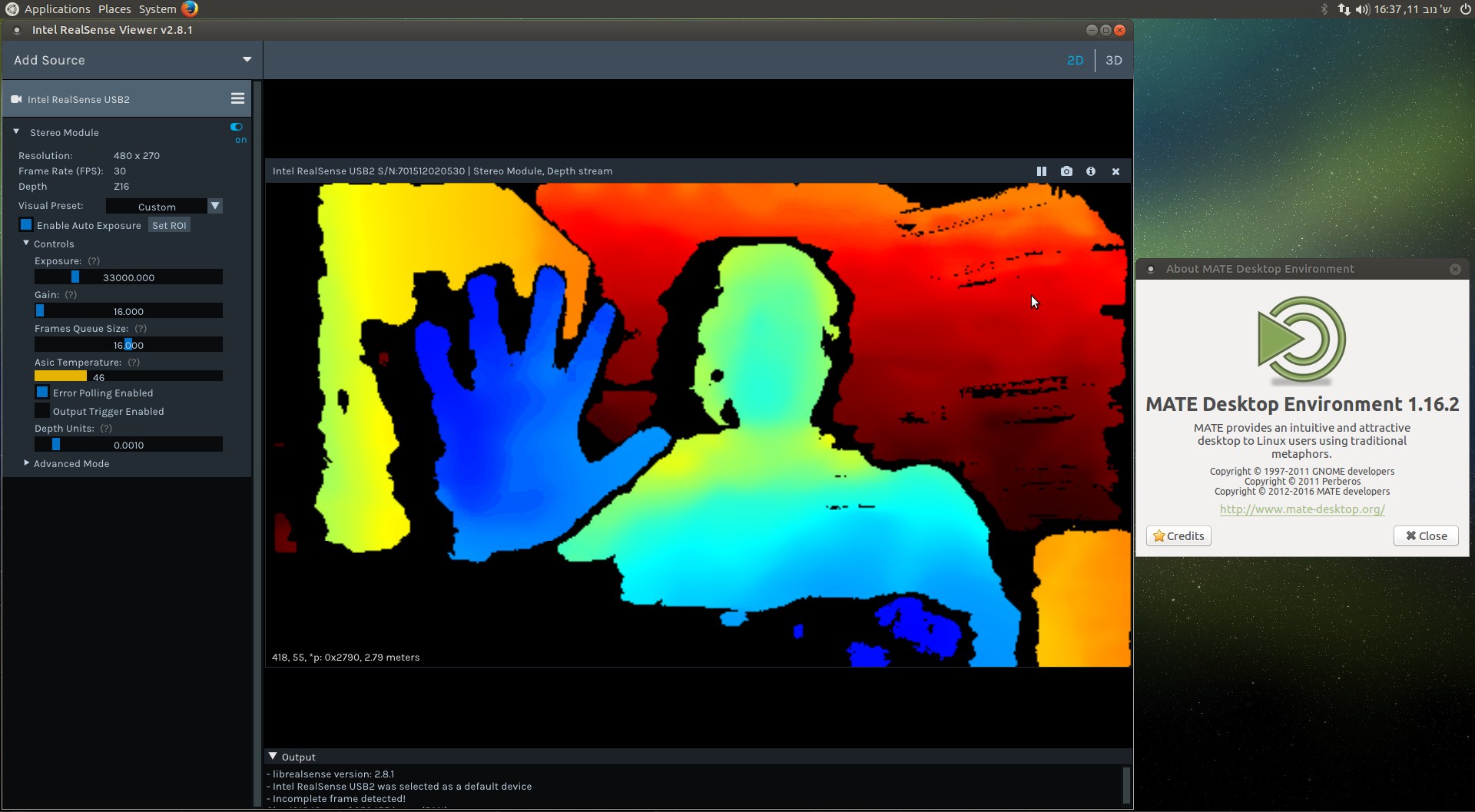 librealsense/RaspberryPi3 md at master · IntelRealSense