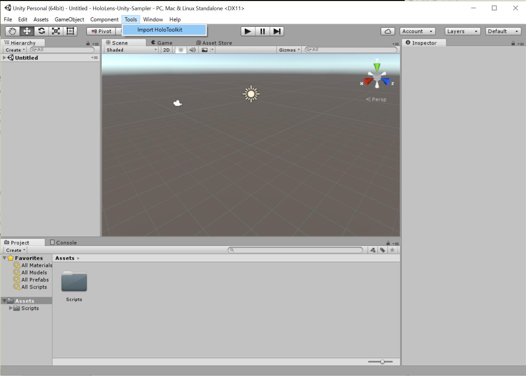 https://raw.githubusercontent.com/wiki/KzoNag/HoloLens-Unity-Sampler/image/screenshot/ss_importholotoolkit.png