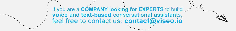 Contact us at contact(at)viseo(.)io