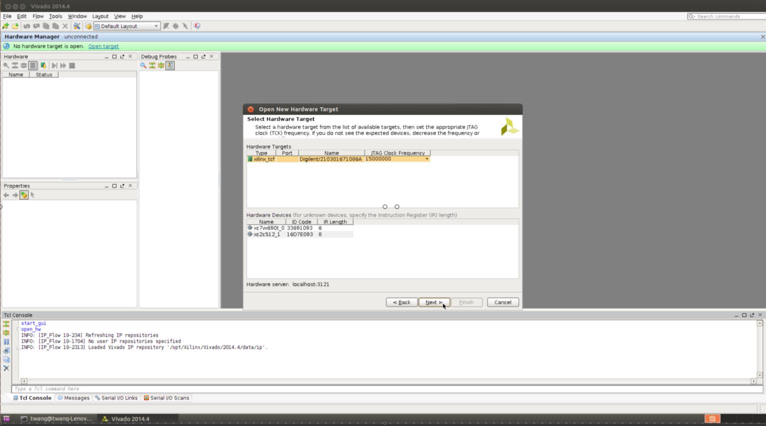 Reference Operating System Setup Guide · NetFPGA/NetFPGA