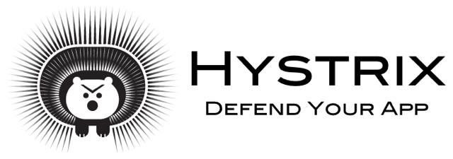 Hystrix Logo,不是小刺猬,更不是小浣熊,是小豪猪