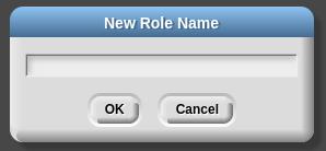Rename Role