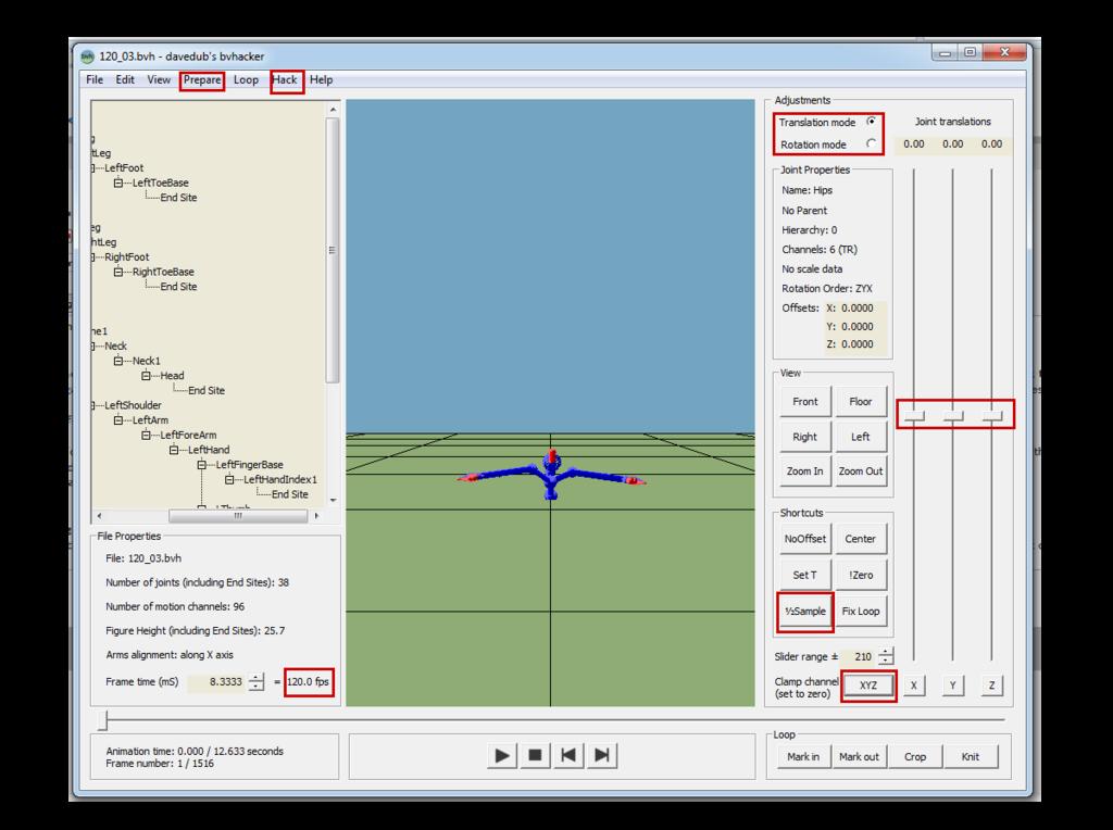 Motion Capture Guide · OpenDungeons/OpenDungeons Wiki · GitHub