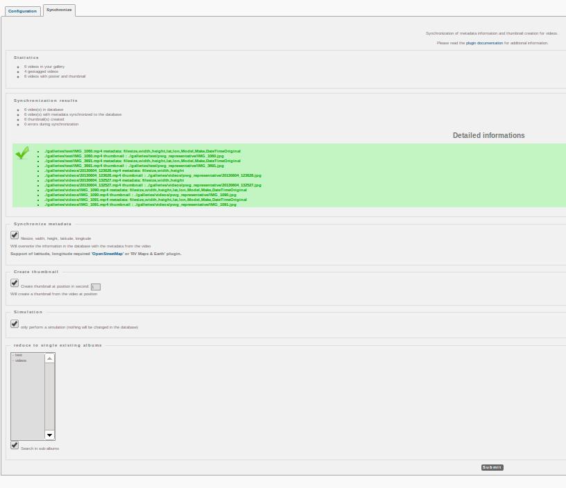 Sample VideoJS Sync