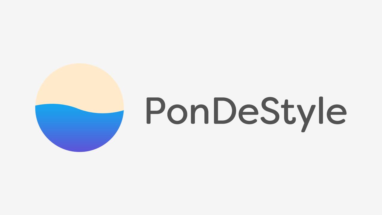 PonDeStyle