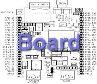 Board schematics