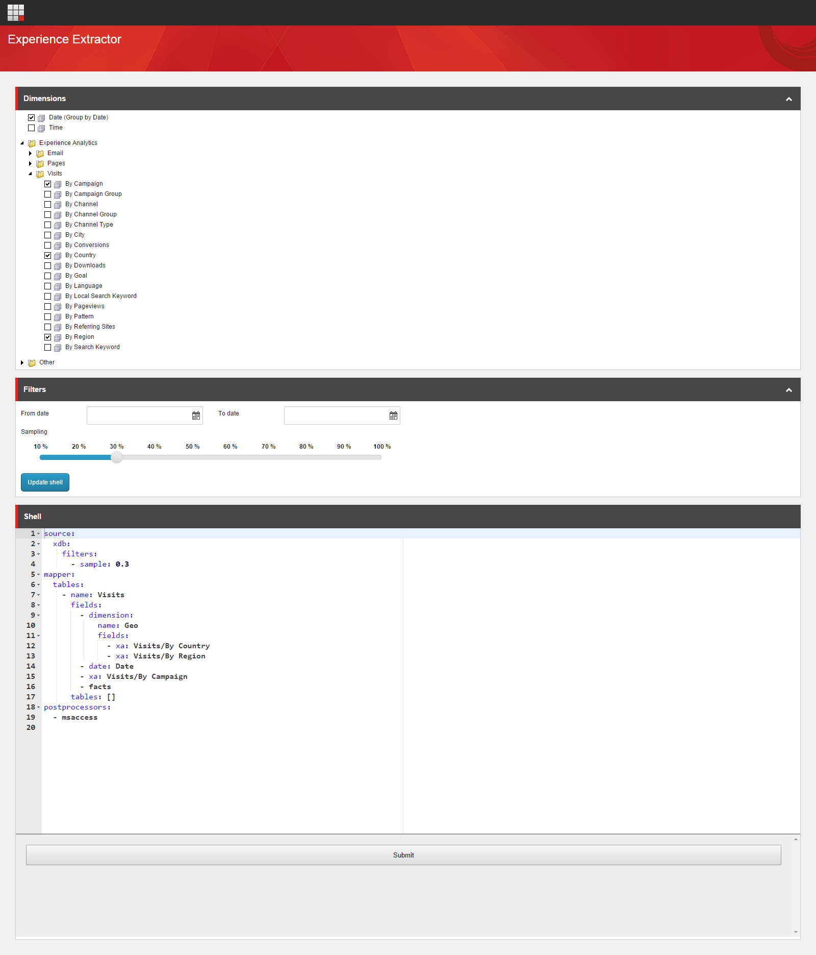 Home · Sitecore/experience-extractor Wiki · GitHub