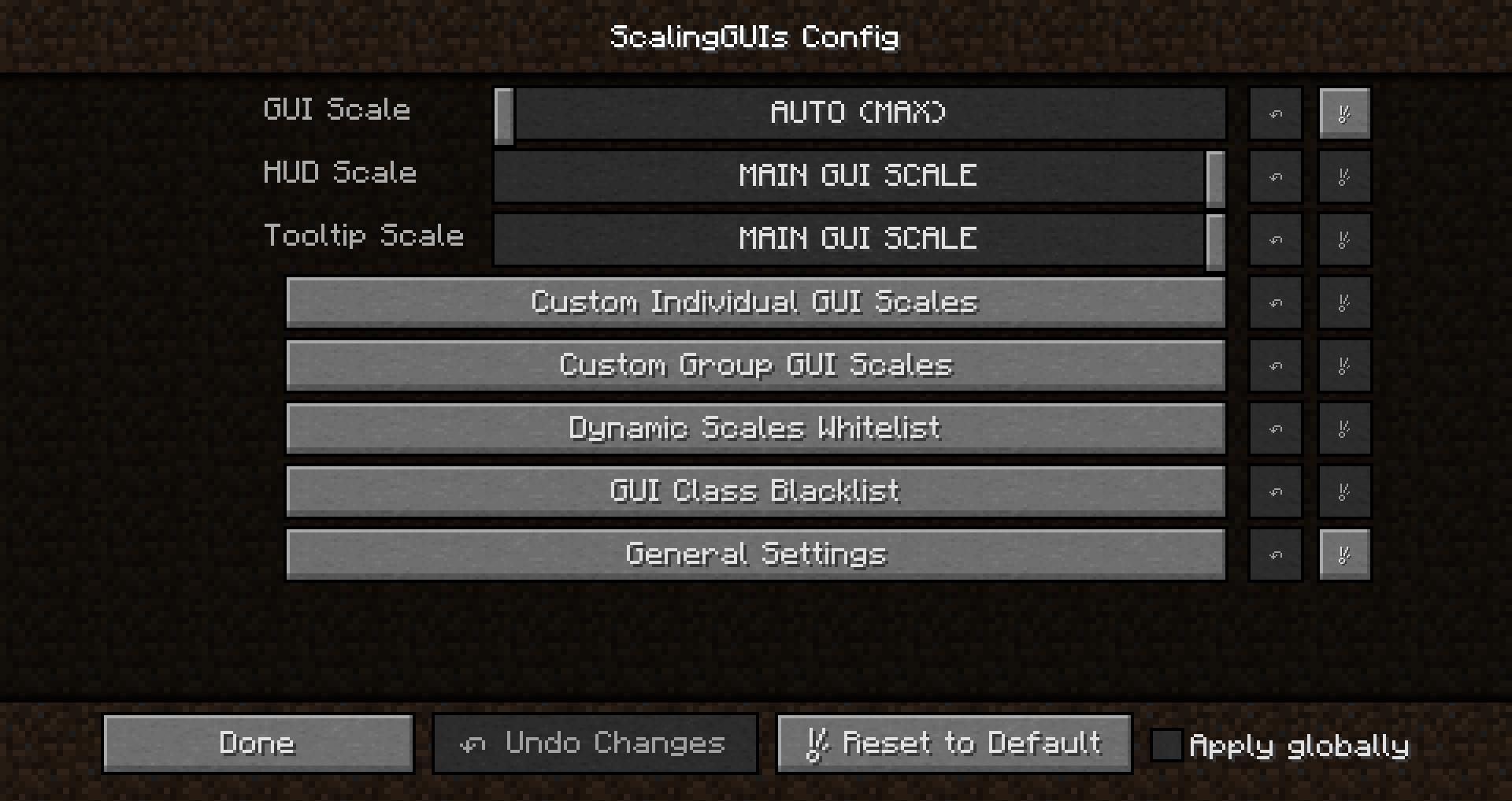 Scalingguis Mods Minecraft Curseforge Apple music'te mc gui adlı sanatçının şarkılarını dinleyin. scalingguis mods minecraft curseforge