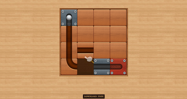 Example of a Playable ad