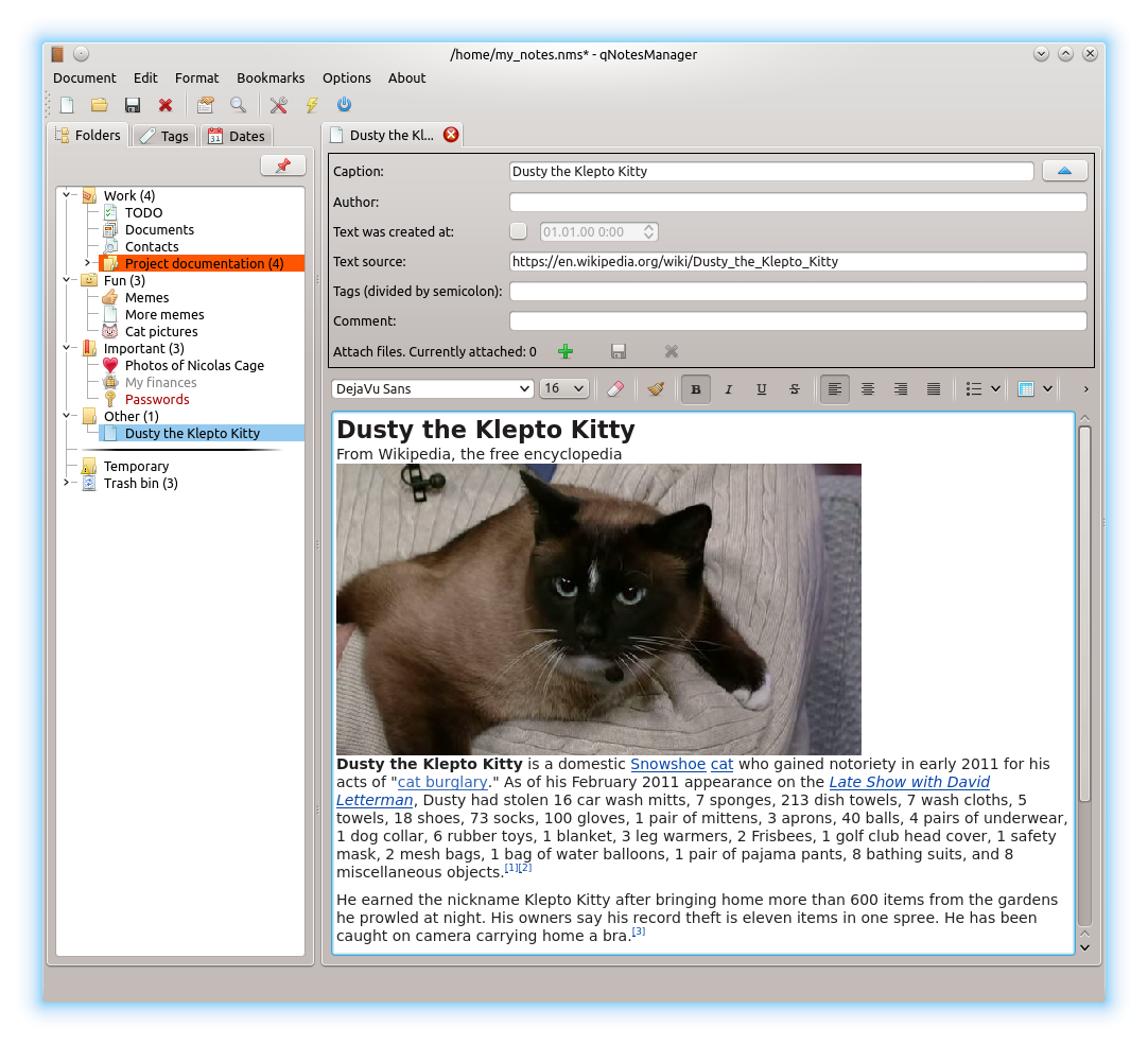text editor – Page 2 – TuxDiary