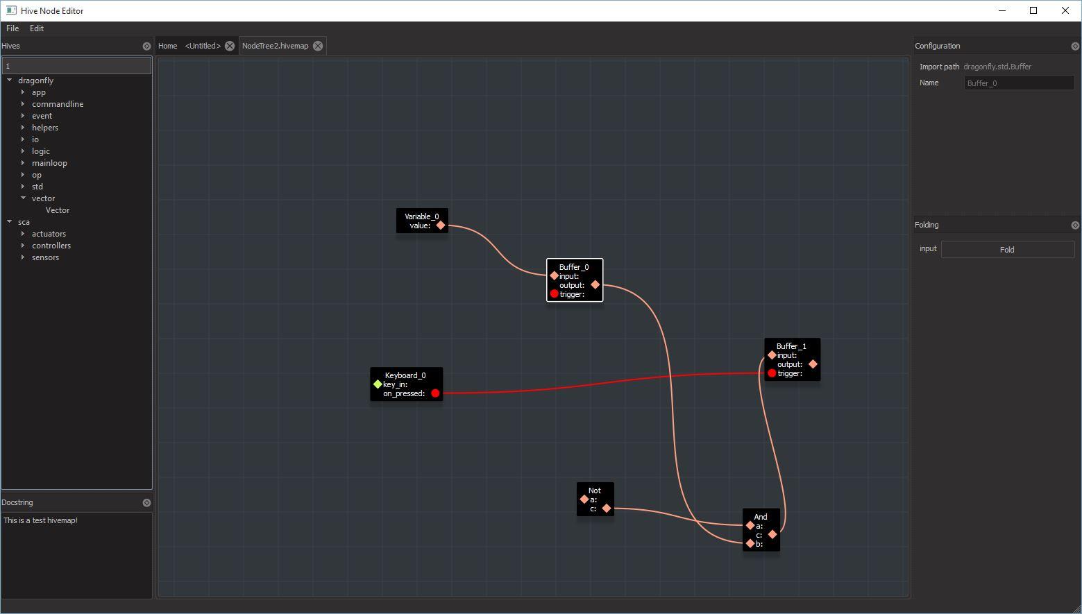 GitHub - sjdv1982/hive2: Hive system prototype