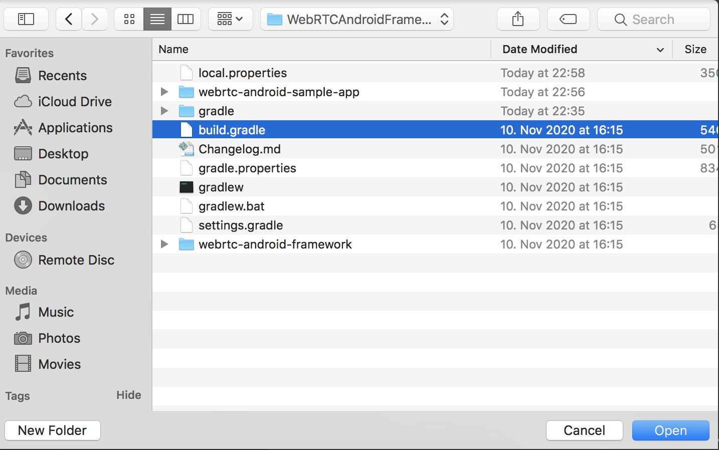 How to Use WebRTC SDK in Native Android App? 2